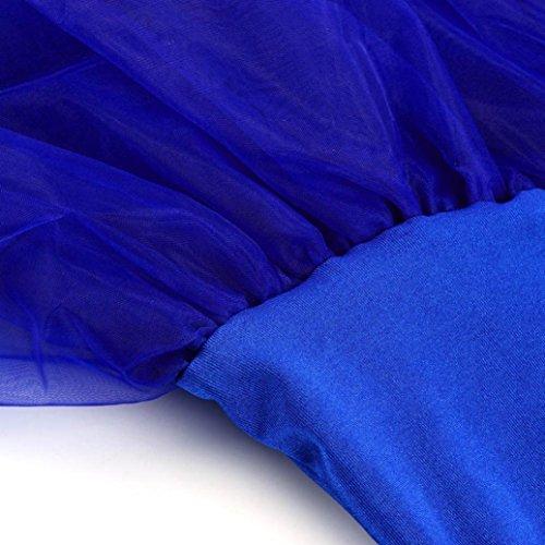 Xmiral Xmiral Jupe Bleu Cocktail Cocktail Jupe Femme aa4rHxq