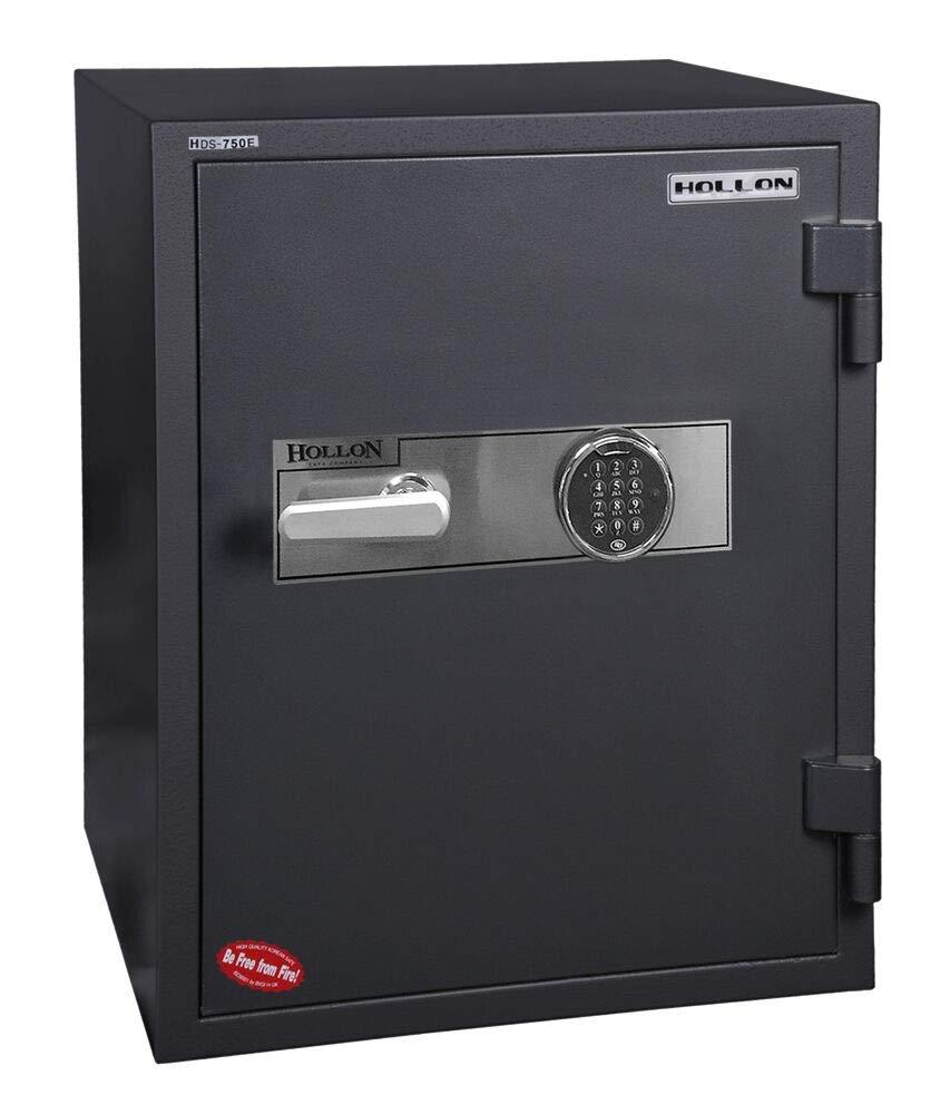 Hollon Fireproof Data Safe 1 hour Fire Rated, 1.02 Cu. Ft. HDS-750E