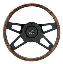 Grant 404 Challenger Wood Steering Wheel