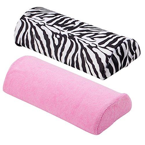 Set of 2pcs Professional Nail Art Soft Washable Pillows for sale  Delivered anywhere in Canada