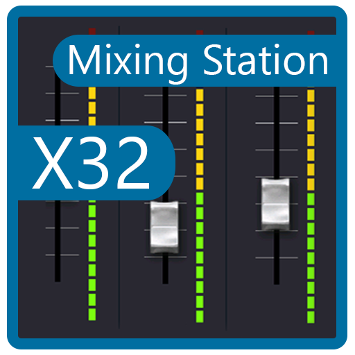 32 Channel Mixing Console - Mixing Station XM32