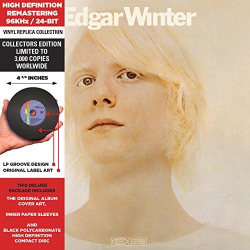 EDGAR WINTER - Entrance - Cardboard Sleeve - High-Definition Cd Deluxe Vinyl Replica - Zortam Music