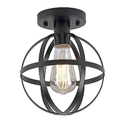 ZZ Joakoah Vintage Industrial Metal Pendant Light Ceiling Light