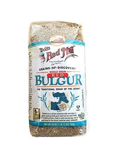 Bob's Red Mill Bulgur Red Wheat Ala - 28 oz - 2 pk
