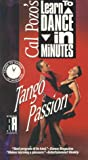 Cal Pozo's Learn to Dance in Minutes - Tango Passion [VHS]
