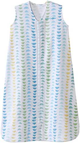Halo Sleepsack, 100% Cotton, Cut Apples, Multi, Medium