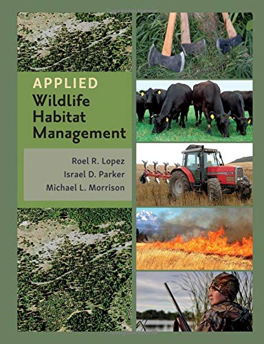 (Applied Wildlife Habitat Management (Texas A&M AgriLife Research and Extension Service)
