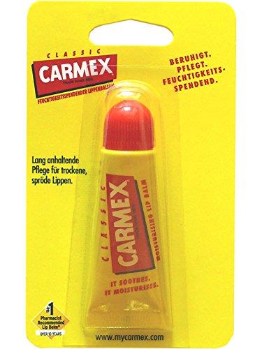 carmex Labios Bálsamo Tube 10g Bálsamo