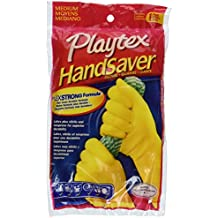 Playtex Hand Saver Gloves, Medium, 6 Count