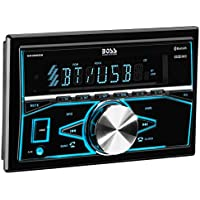BOSS Audio 820BRGB Car Stereo - Double Din, Bluetooth,...