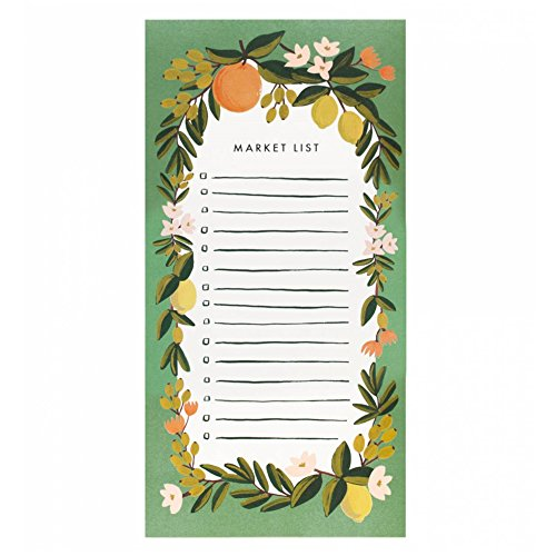 Where to find market notepad?
