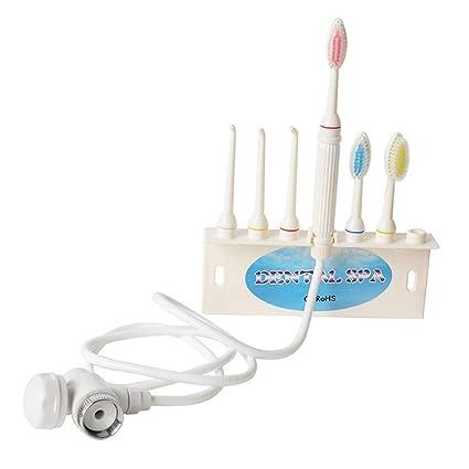 Irrigador Oral Para Chorro De Agua Dental, Flosser Tooth Care Blanquea El Limpiador De Agua