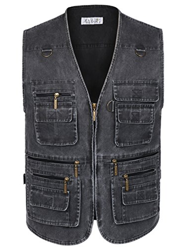 Eidlvais Multi Pockets Denim