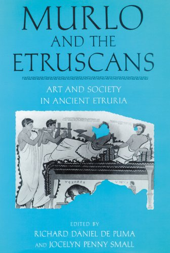Murlo and the Etruscans: Art and Society in Ancient Etruria (Wisconsin Studies in Classics)