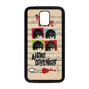 Fashion The Beatles Hard Shell Snap-on Slim Cover Case for Samsung Galaxy S5 i9600Kimberly Kurzendoerfer