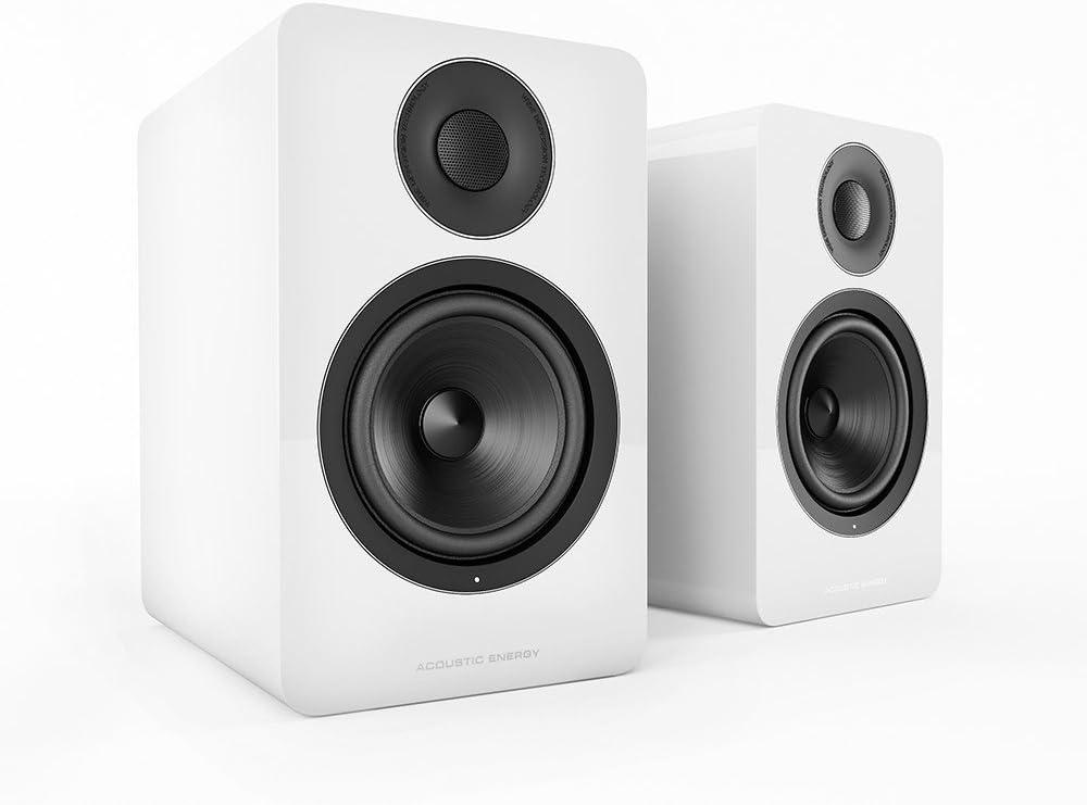 Lautsprecher Verstärkt Acoustic Energy Ae1 Active White Audio Hifi