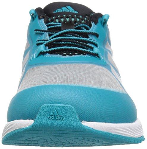 Adidas Performance Kvinners Gymbreaker Bounce B Cross-trener Sko Svart /  Energi Blå / Hvit ...