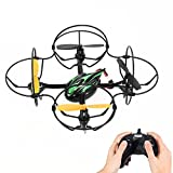 Image of TheeFun Mini RC Helicopter Drone 2.4Ghz 6-Axis Gyro 4 Channels Headless Quadcopter Good Choice for Drone Training