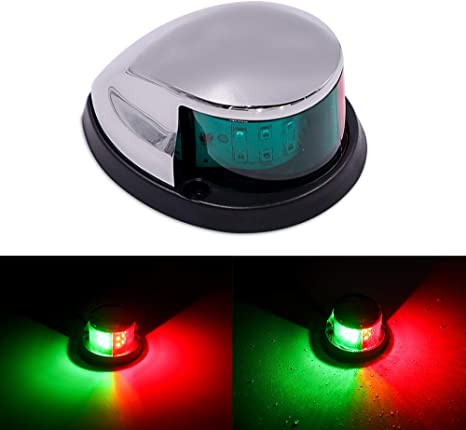 Para Yate Barco Náutica Stern Luz Dc 12v LED Arco Luces de Navegación Accesorios