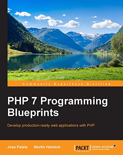 PHP 7 Programming Blueprints