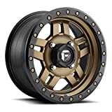 fuel anza wheels - FUEL ANZA UTV WHEELS 14X7