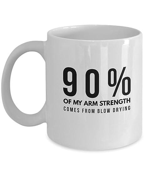 Amazon.com: Funny Hairdresser Coffee Mug 11oz Ceramic Tea ...