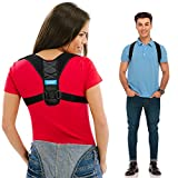 Posture Corrector for Men and Women - Comfortable Upper Back Brace Clavicle Support Device for Thoracic Kyphosis and Shoulder - Neck Pain Relief - FDA...