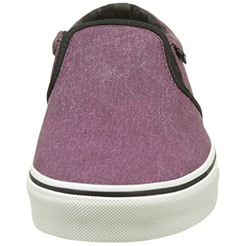 Vans Men's Asher (Canvas) Skate Shoe best