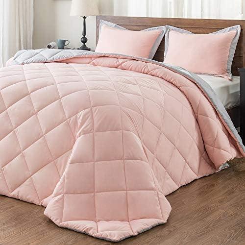 downluxe School Lightweight Comforter Pillow