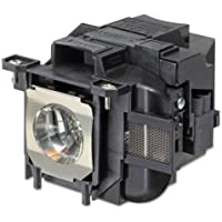 CTLAMP E78 Replacement Projector Lamp General Lamp/Bulb with Housing For ELPLP78 EB-945 / EB-955W / EB-965 / EB-98 / EB…