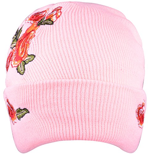 Fashionable Pink Womens Hat - 7