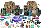 4 x Person 72hr '' Bug Out Bag'' (MTP)