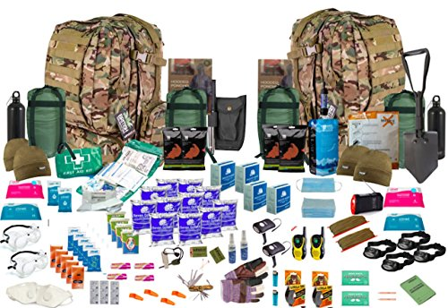 Bug Out Bag Shtf Survival - 8
