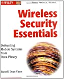 Wireless Security Essentials, Russell Dean Vines, 0471209368