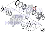 BMW Genuine Motorcycle Ring Gear Bearing Spacer Ring R1200GS R1200GS Adventure HP2 Enduro HP2 Megamoto R1200RT R900RT R1200R R1200ST HP2 Sport R1200S K1200S K1300S K1200R K1200R Sport K1300R K1200GT