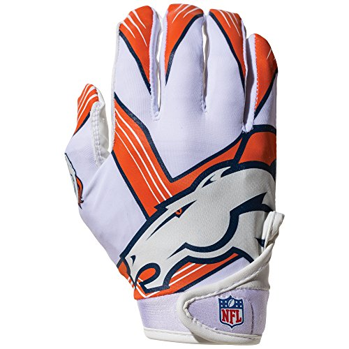 Franklin Sports NFL Denver Broncos Youth Receiver (Denver Broncos Cutter)