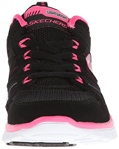 Flex Skechers Appeal Spring de Noir Chaussures Fever femme Bkhp fitness 4ORqrO