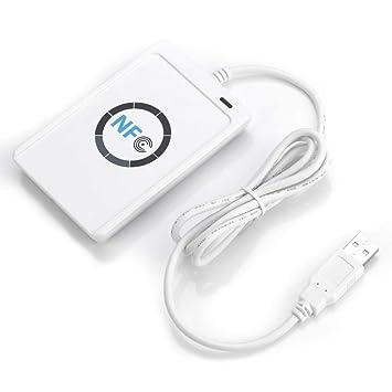 Zerone NFC RFID Reader/Writer ACR122U ISO 14443A / B + Free Software