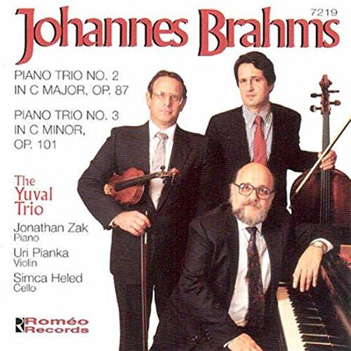 Yuval Trio - The Yuval Trio Klaviertrios 2 und 3 Other