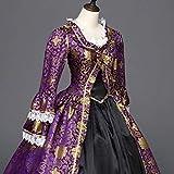 CountryWomen Gothic Princess Renaissance Bridesmaid