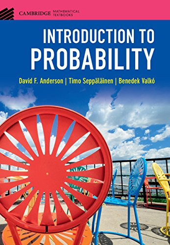 Introduction to Probability (Cambridge Mathematical Textbooks)
