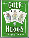 Golf Heroes : Playing Cards, , 0976537559