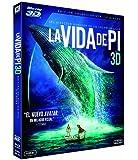 La Vida De Pi (Blu-ray 3D) [Blu-ray]