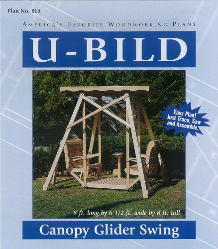 Swing Plan - U-Bild 818 Canopy Glider Swing Project Plan