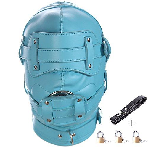 face harness ball gag - 9