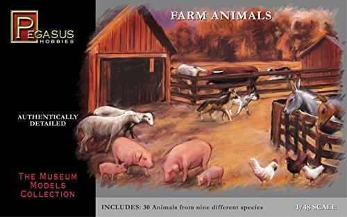 1/48 Farm Animals (30)