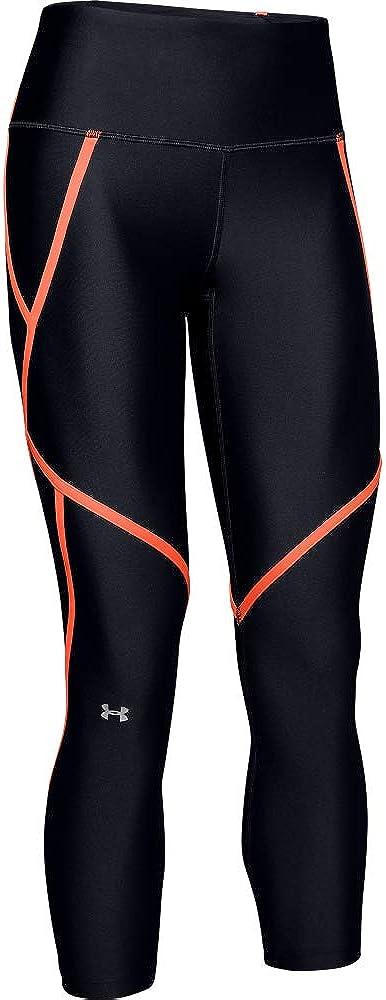 Capri Mujer Under Armour UA HG Armour Ankle Crop Edgelit