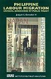 Philippine Labour Migration 9789813055834