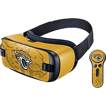 NFL Jacksonville Jaguars Gear VR With Controller (2017) Skin   Jacksonville  Jaguars Double Vision