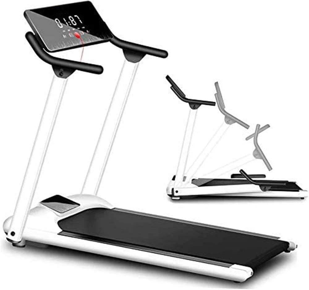 BSFHQS Perspire Electric Folding Treadmill,Treadmills for Home 300 lbs Weight Capacity,Best Treadmill 2020Intended for Home/Office Portable Gym Equipment(Canadian Standard)